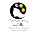CWISE with CTE logo