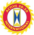Redwood Empire's Active 20-30 branch logo